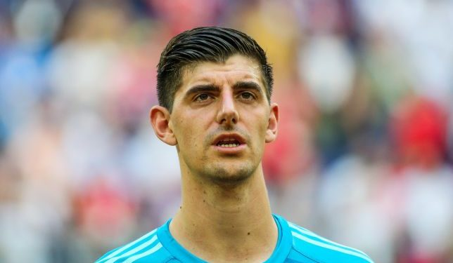 Thibaut Courtois has signed for Real Madrid
