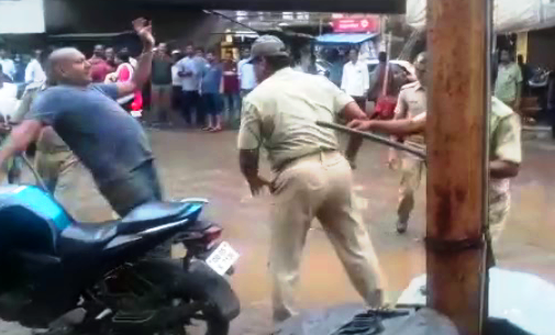 Assaulted, Lawyer assaulted by cops in Cuttack