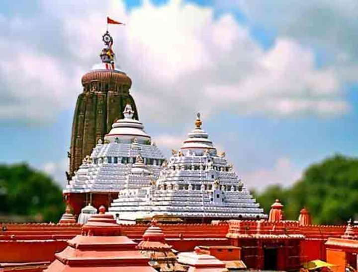 , Panel roots for queue system at Jagannath temple