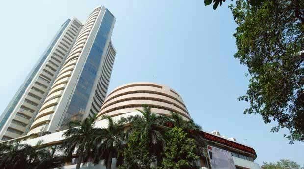 Sensex, Sensex drops 200 pts on weak global cues; Nifty below 11,550