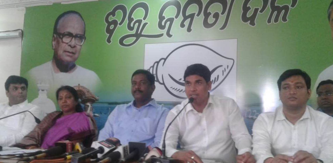 Protest, BJD to protest fuel price hike across Odisha from Sept 7-9
