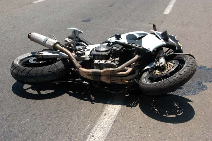 bike, Bad Luck: Mother dies, son critical while going to perform puja of new bike