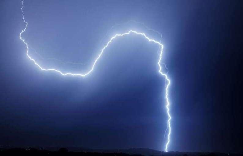 Thunderstorm, Thunderstorm, lightning alert for five districts