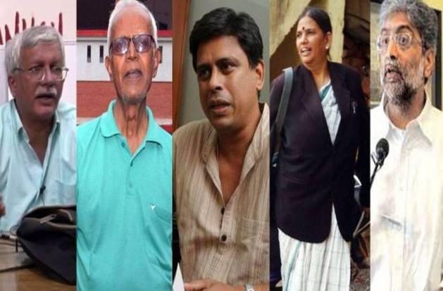 SC, Koregaon-Bhima violence: Apex court extends house arrest of 5 rights activists