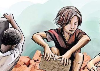 Five child labourers rescued from Berhampur