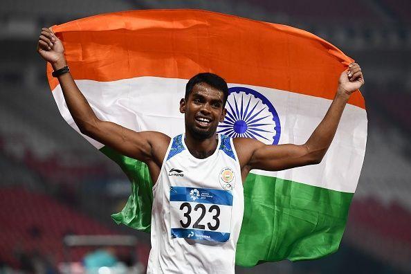, Dharun targets AC medal