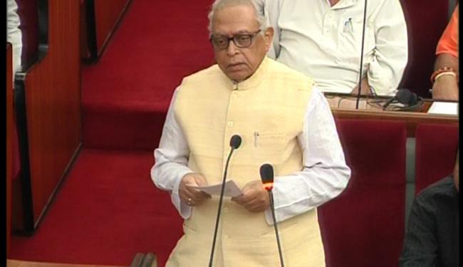 File Photo of Congress MLA Narasingha Mishra
