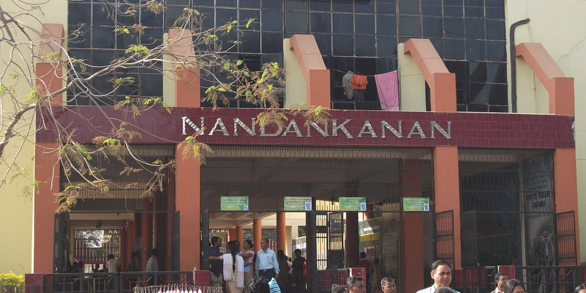 File photo of Nandankanan Zoological Park on the outskirts of Bhubaneswar