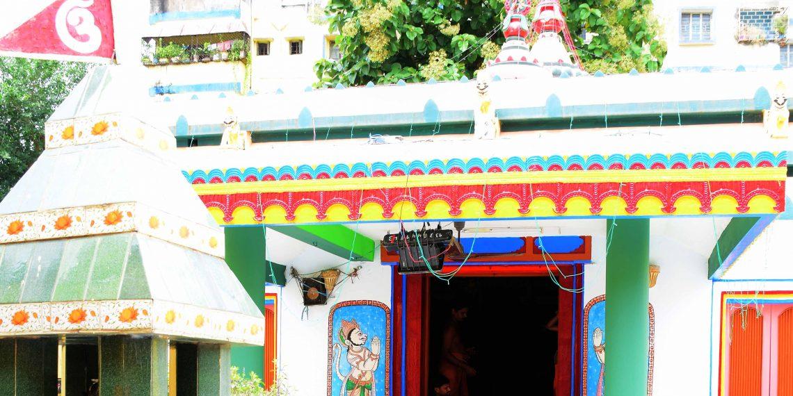 Gopal Jew Temple-Nandi Sahi