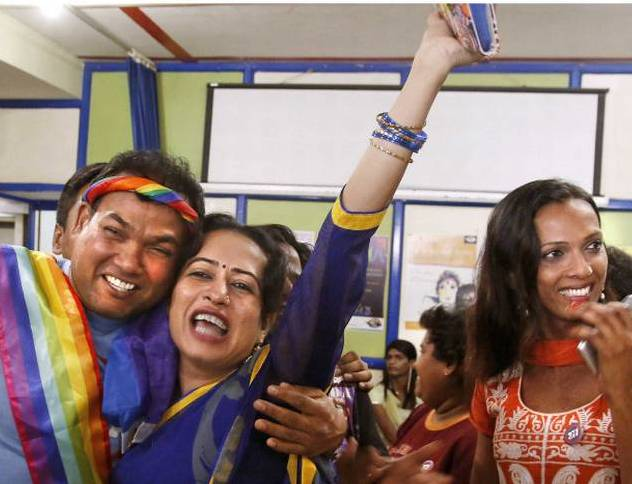 LGBTQ, LGBTQ community celebrates 'historic' SC verdict on Section 377