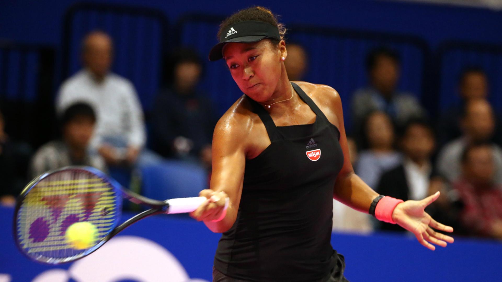 Pan Pacific Open: Karolina Pliskova beats Naomi Osaka