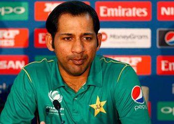 Pak skipper Sarfraz Ahmed