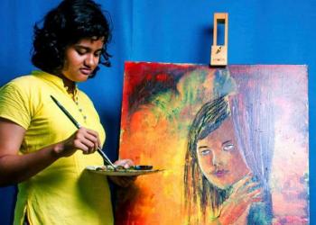 Shristi De painter
