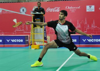 Kidambi Srikanth held his nerves to down his Thai rival at China Open