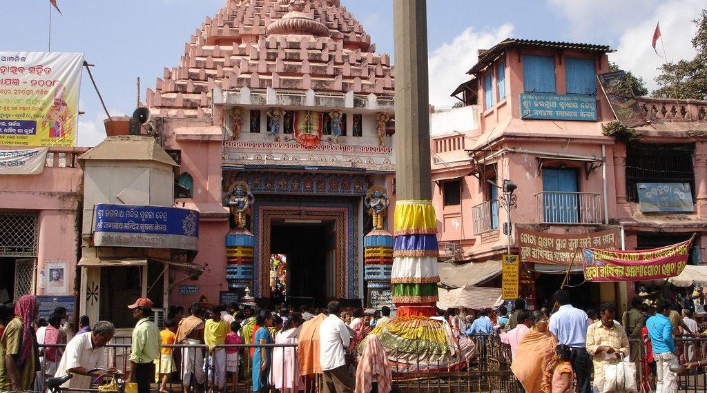 Srimandir, Making Srimandir beggar-free Herculean task: SJTA