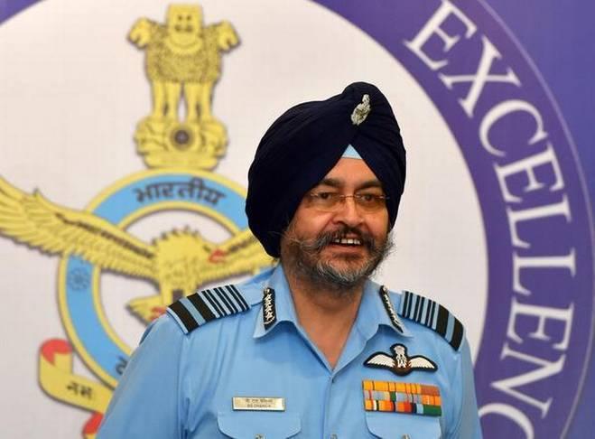 IAF, IAF chief backs Rafale deal