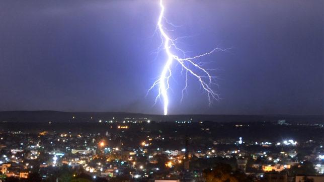 lightning, Lightning claims 4 lives in state
