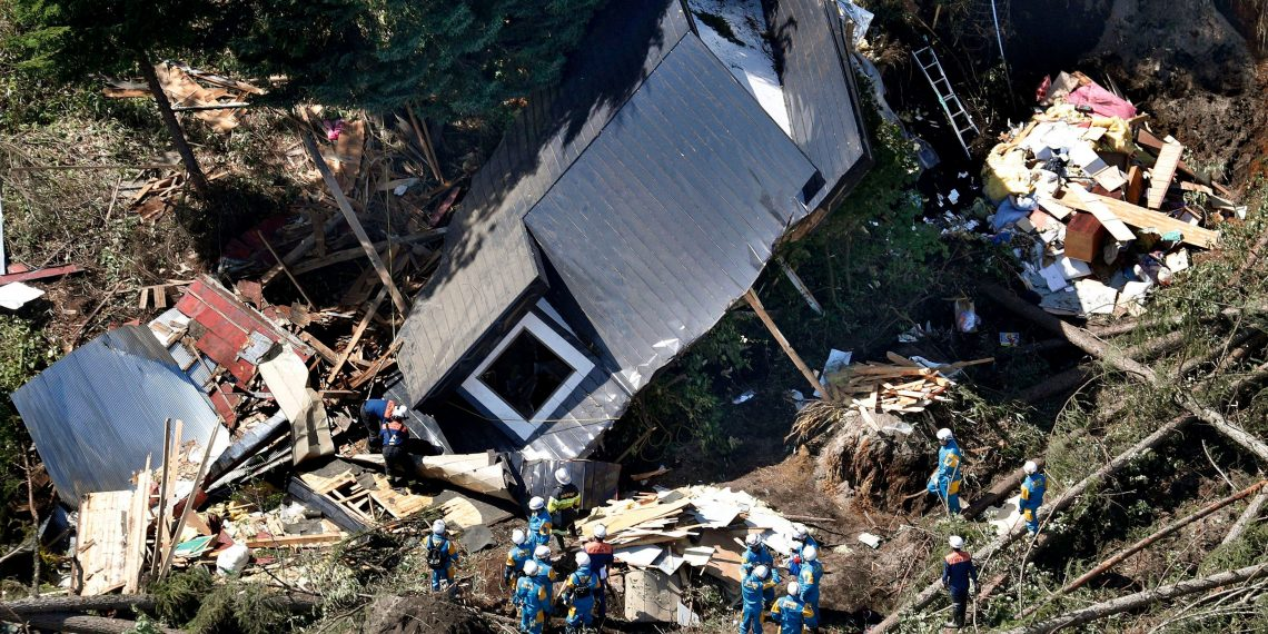 Quake, Japan quake toll reaches 16