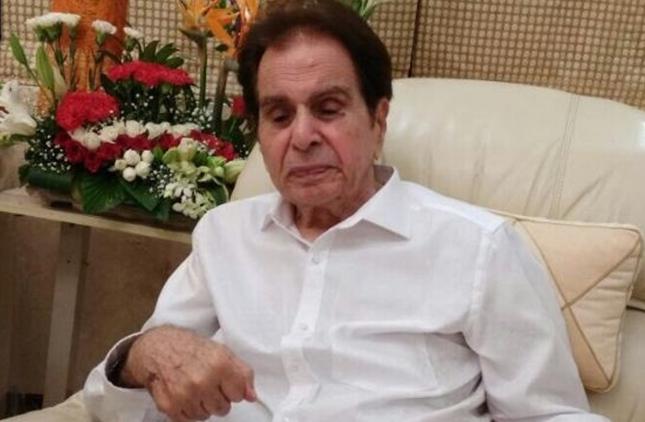 Pneumonia, Dilip Kumar diagnosed with pneumonia