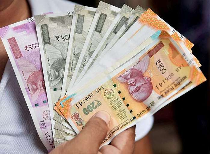 Rupee, Rupee edges higher by 4 paise against USD in early trade