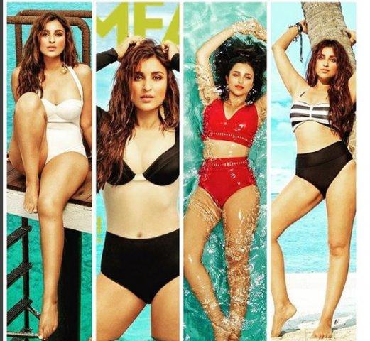 Parineeti Chopra Trolled For Wearing Bikini