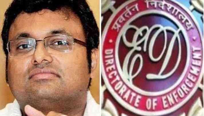 ED, ED moves court to cancel interim relief from arrest granted to Karti Chidambaram