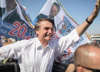 Brazilian President-elect aims at 'super ministry' amid protests