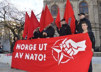 Norwegian Peace Activists Gather to Say 'No' to NATO War Games