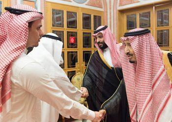 Jamal Khashoggi's Son Salah Leaves Saudi Arabia for US