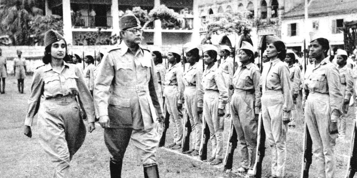 This year marks the 75th anniversary of the formation of the Azad Hind government by Netaji Subhas Chandra Bose.