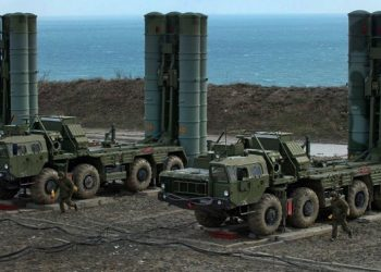 Turkey Says Installation of Russian S-400 Systems to Begin October 2019.