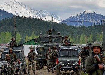 """A mysterious blast broke out Tuesday morning inside Army Brigade along the LoC in Poonch,"""" defence sources said."""