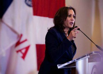 US senator Kamala Harris