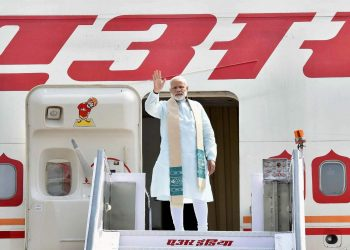 """Visiting a valued friend & a partner in our progress!"" PM on Japan visit 28th and 29th Oct. 2018."