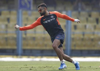 All eyes will be on skipper Virat Kohli when India take on West Indies in the second ODI at Vishakhapatnam, Wednesday