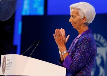 IMF Managing Director Christine Lagarde. (REUTERS)