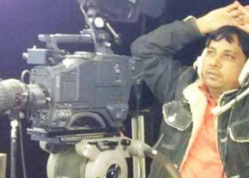 Achyuta Nanda Sahu, DD Camera person hailed from Loisinga in Odisha's Bolangir district.