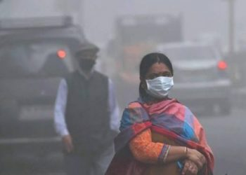 Air pollution 25 times higher in Faridabad