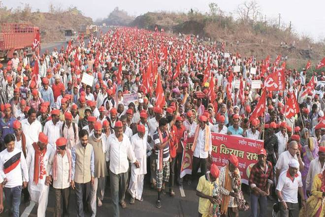 farmers, Tear gas, water cannons used as thousands of farmers march towards Delhi