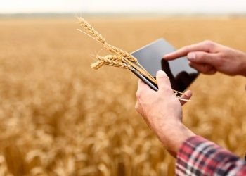 Samsung smart Agritech for India.