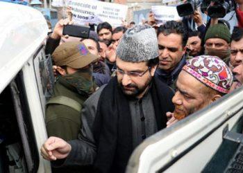 Mirwaiz Umar Farooq detained after he defies house arrest