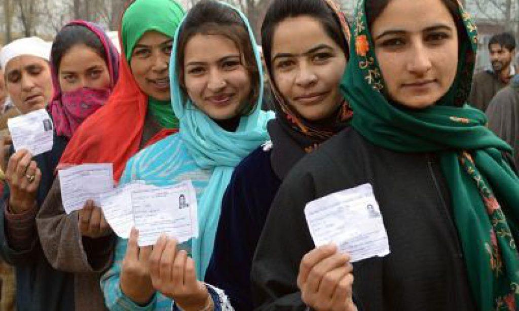 Image result for jammu kashmir panchayat election congress