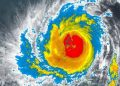 Typhoon Mekkhala
