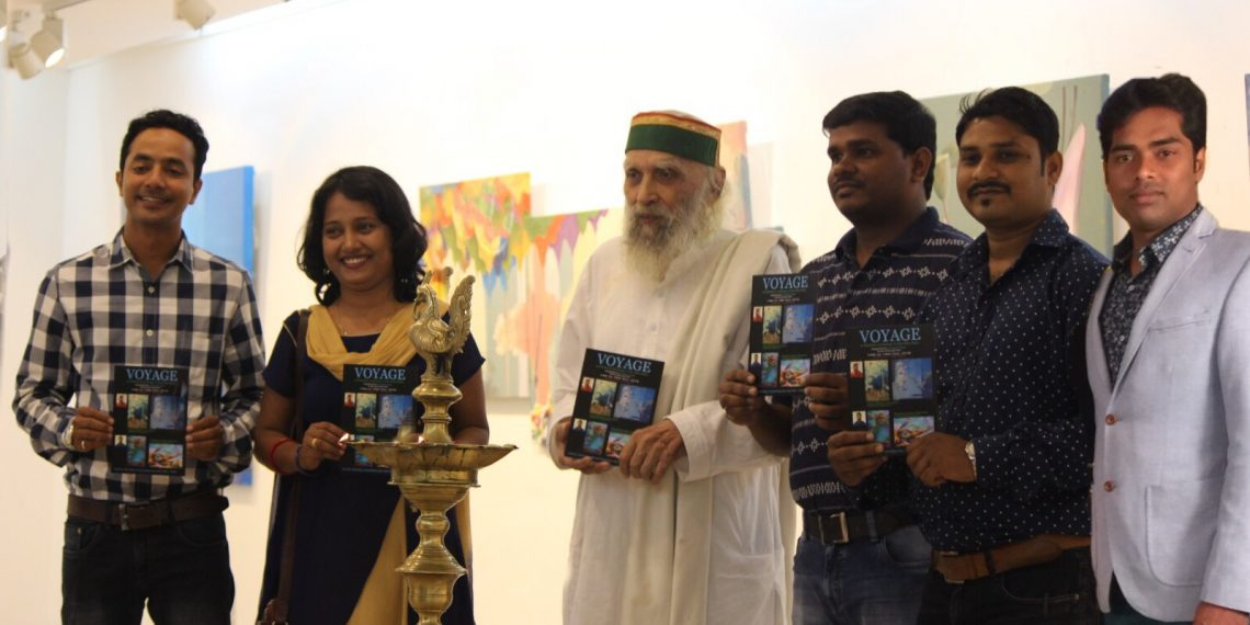 , Art expo Voyage enthrals viewers