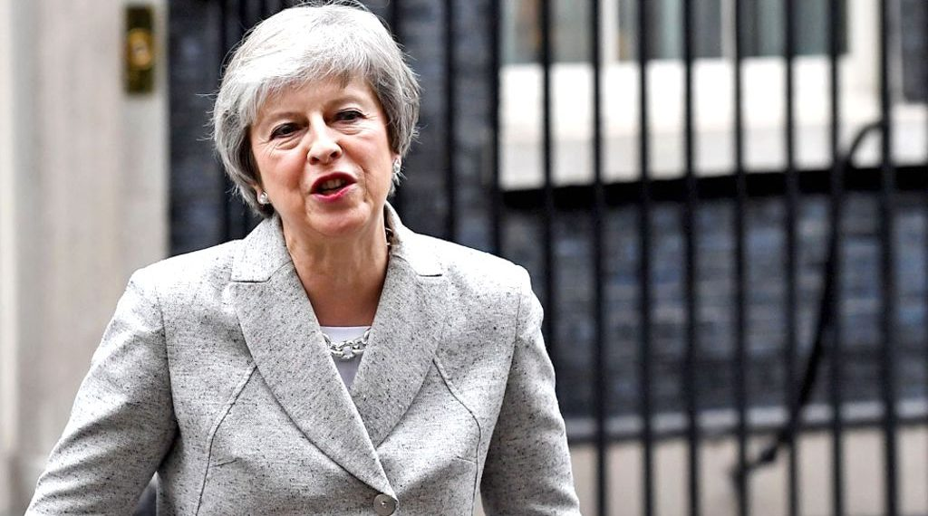, Brexit: Draft agreement on future relationship right for UK, says May