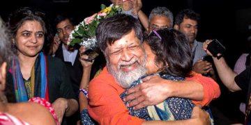 Shahidul Alam, photojournalist.