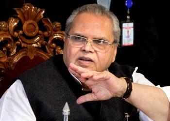 Jammu and Kashmir Governor, Satya Pal Malik.