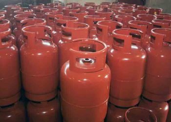 Admin launches LPG connection for Anganwadi Centers