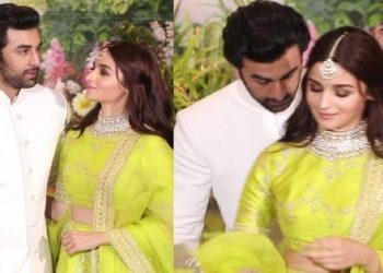 SOFT actress Alia Bhatt denies marriage rumours with Ranbir Kapoor