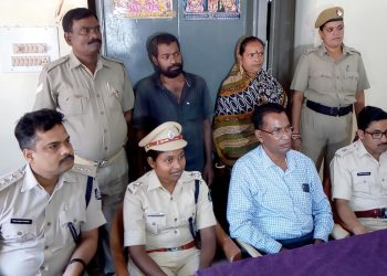 Man girlfriend held for killing wife over extramarital affairs